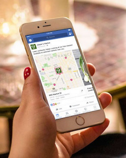 Campagne marketing Facebook Ads